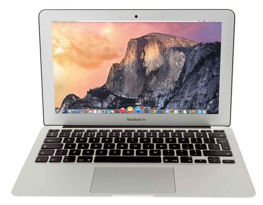 اپل / لپ تاپ استوک اپل مک بوک ایر مدل Apple MacBook Air Late 2015 - 13 inch