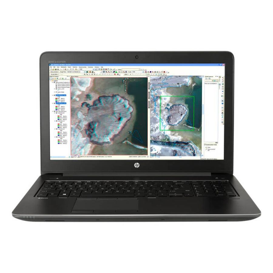 لپ تاپ استوک اچ پی مدل HP ZBOOK 15 G3 با پردازنده XEON