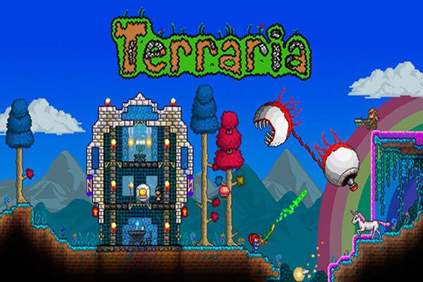 بازی Terraria