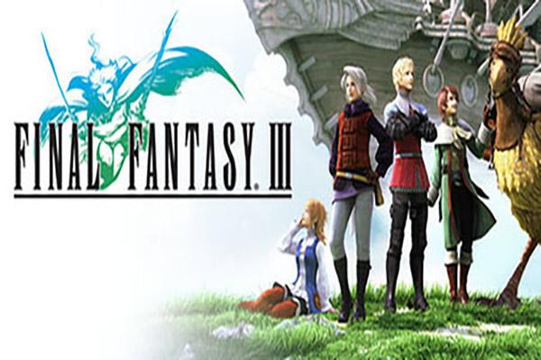 بازی کامپیوتر FINAL FANTASY III