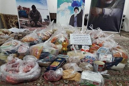 حمایت پایگاه و مسجد محمدرسول الله آستارا از فقرا