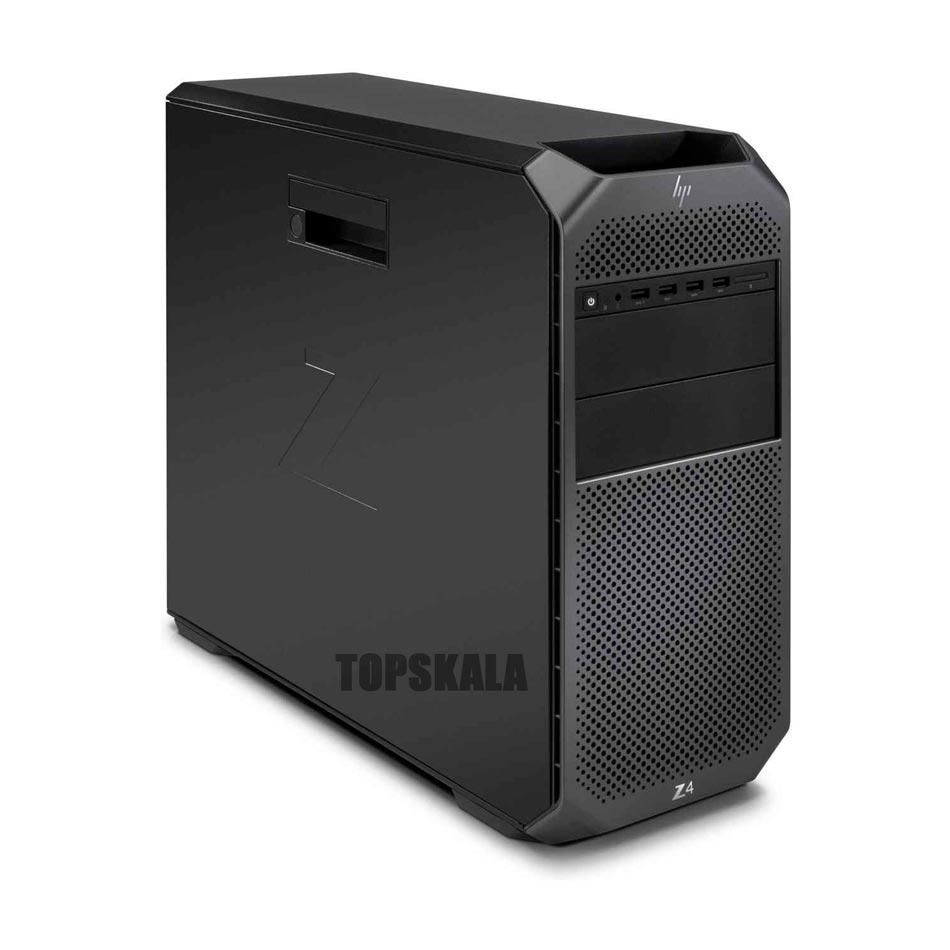کامپیوتر آکبند HP Z4 G4 ورک استیشن - پردازنده intel Core i9 7960X گرافیک Nvidia Quadro P4000 8GB