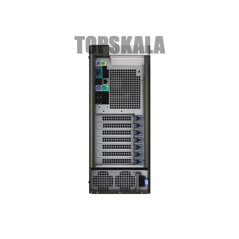 کامپیوتر استوک دل مدل Dell T5810 WorkStation با مشخصات CPU Intel Xeon E5 1630 V4-RAM 16GB DDR4-HARD 480GB SSD-GPU 2GB Amd FirePro WX2100 - تاپس کالا - PC-Desktop-workstation-dell-model-t5810-CPU-Intel-Xeon-E5-1630-V4-RAM-16GB-DDR4-HARD-480GB-SSD-GPU-2GB-Amd-FirePro-WX2100