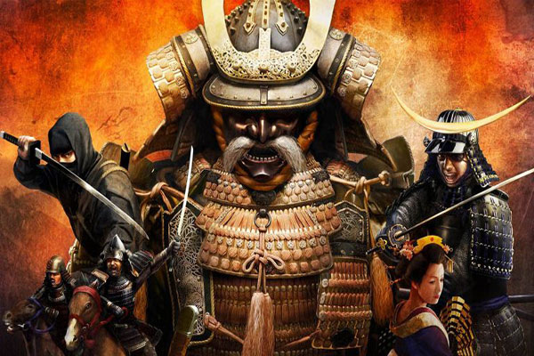 بازی Total War: Shogun 2