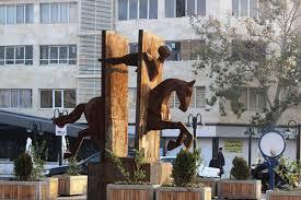 محله منیریه در مرکز شهر تهران