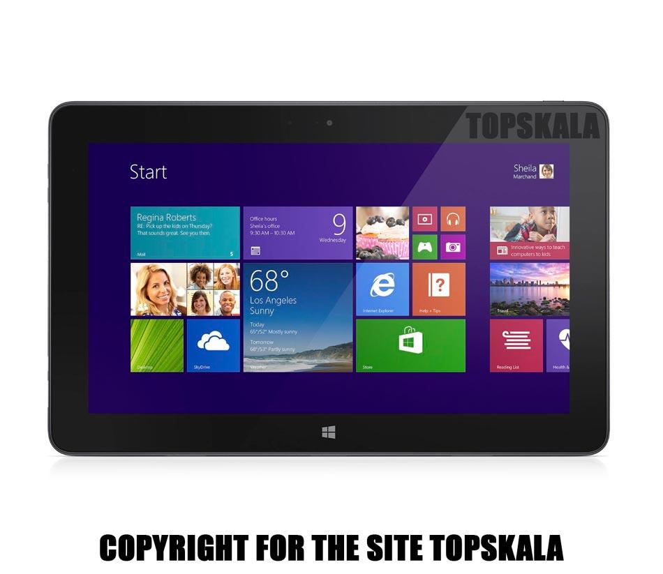 لپ تاپ استوک دل مدل Dell Venue 11 Pro 7140 Touch + کیبورد و کیف