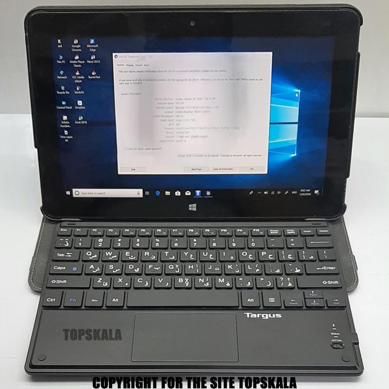 لپ تاپ استوک دل مدل Dell Venue 11 Pro 7140 Touch با مشخصات intel Core M 5Y10c-RAM 4GB-128GB SSD-GPU 2GB intel HD 5300laptop-stock-dell-model-Venue-11-Pro-7140-Touch-intel-Core-M-5Y10c-RAM-4GB-128GB-SSD-GPU-2GB-intel-HD-5300
