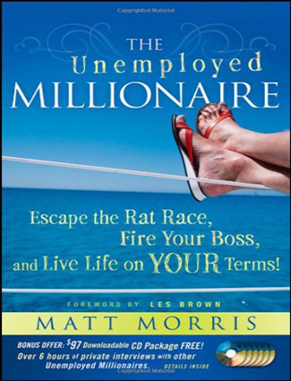 The Unemployed Millionaire book