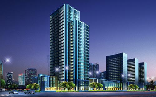 ساختمان هوشمند