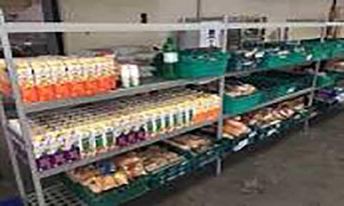 افتتاح اولین فروشگاه غذاهای دور ریز در انگلستان