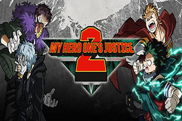 دانلود بازی کامپیوتر MY HERO ONE'S JUSTICE 2
