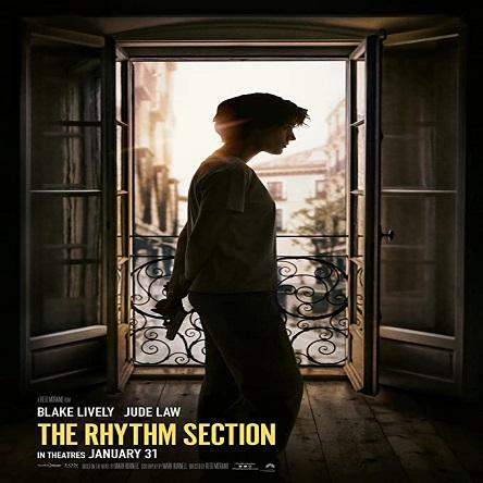 فیلم بخش ریتم - The Rhythm Section 2020