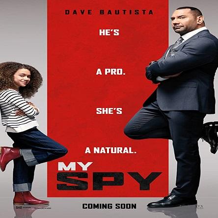 فیلم جاسوس من - My Spy 2020