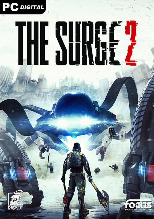 دانلود کرک و فیکس بازی The Surge 2