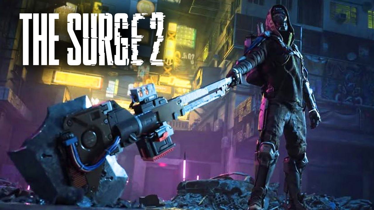 ترینر و رمزهای بازی The Surge 2