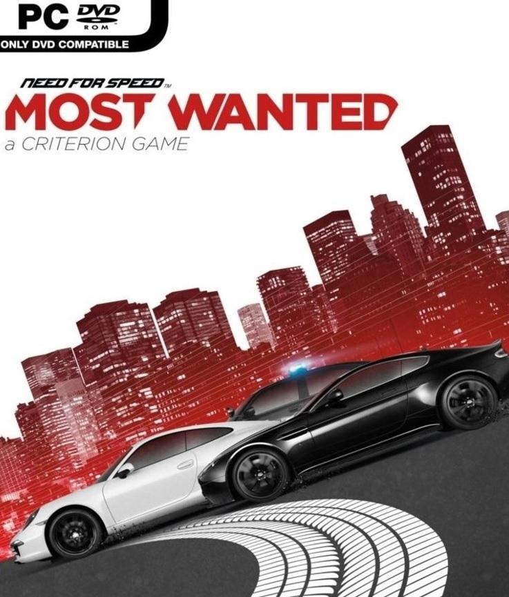 دانلود کرک بازی 2012 Need for Speed Most Wanted