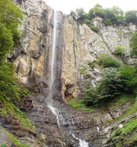 شماره ثبت ملی بلندترین آبشار ایران