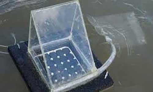 پربازده ترین دستگاه تصفیه آب خورشیدی دنیا