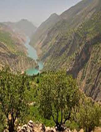 برنامه حفاظت و توسعه پایدار کوهستان مرکزی