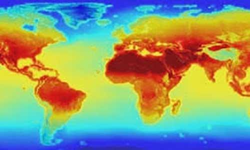 گرمای زمین در سال ۲۱۰۰