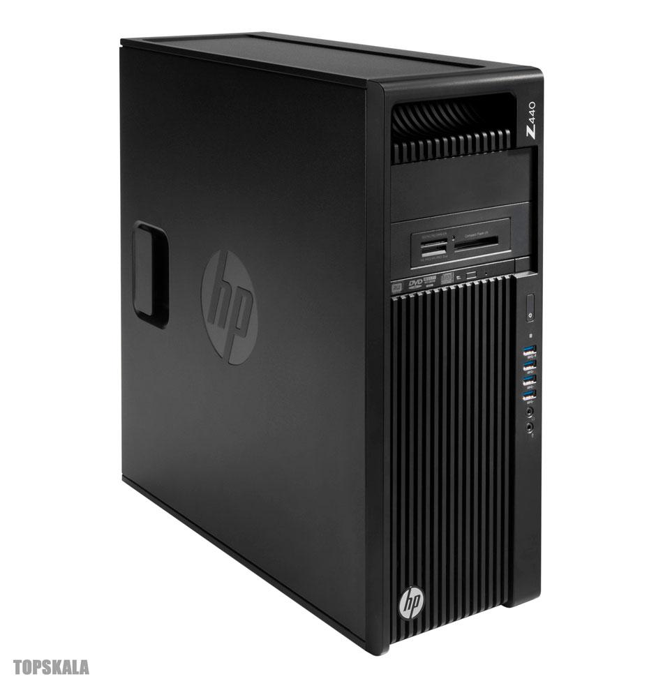 کامپیوتر استوک HP Z440 WorkStation - پردازنده Intel Xeon E5 2678 V3 به همراه گرافیک nVidia Quadro K4200 4GB DDR5