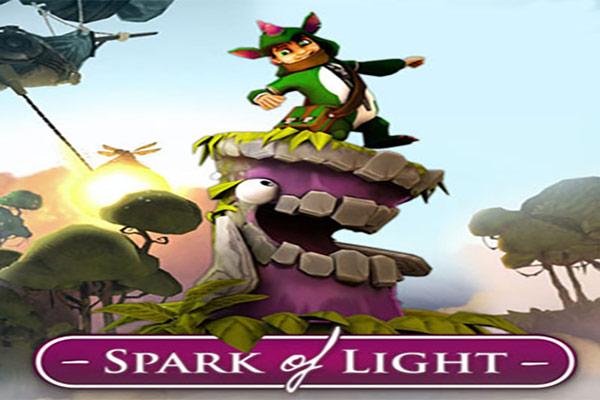 بازی واقعیت مجازی Spark of Light