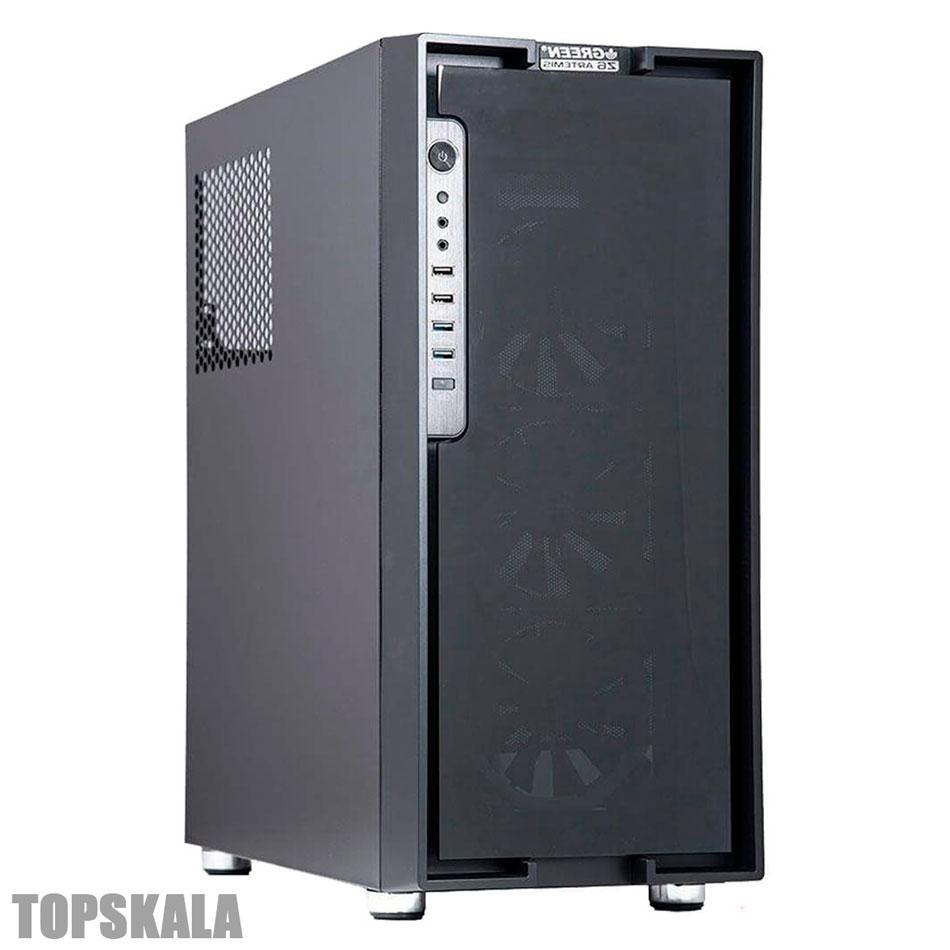 کامپیوتر آکبند Colak Z6 گیمینگ - پردازنده intel Core i7-9700F به همراه 8 گیگابایت گرافیک RTX 2060 SUPER GAMING