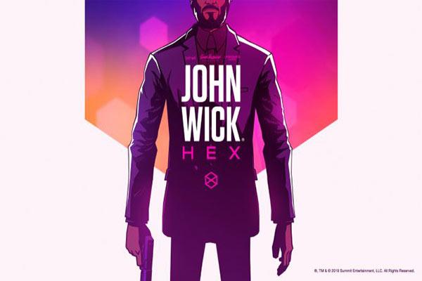تروفیهای بازی John Wick Hex