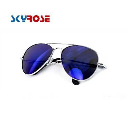 خرید عینک خلبانی شیشه آبی ارزان