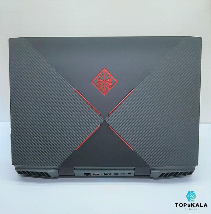 لپ تاپ استوک اچ پی مدل Hp OMEN Gaming 15X با مشخصات CPU Core i5 9300H-RAM 16GB DDR4-HARD 128GB SDD and 1TB HDD-GPU 6GB nVidia RTX 2060 - تاپس کالا - laptop-stock-HP-model-Omen-gaming-15X-CPU-Core-i5-9300H-RAM-16GB-DDR4-HARD-128GB-SDD-and-1TB-HDD-GPU-6GB-nVidia-RTX-2060