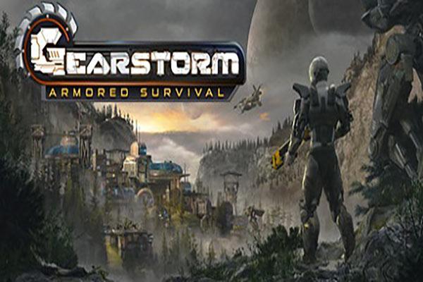 دانلود بازی GearStorm – Armored Survival