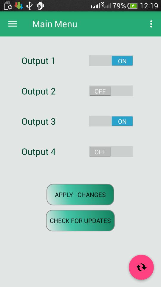 sms-controller دستگاه کنترل از راه دور