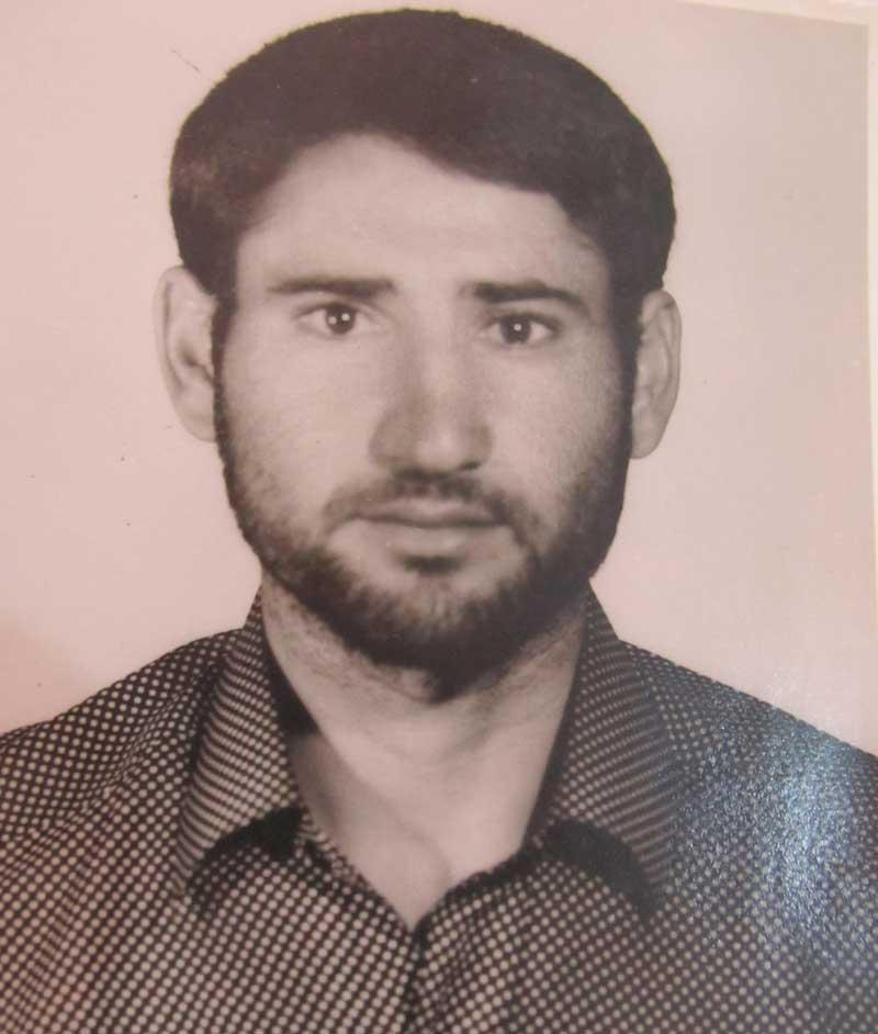شهیدبابتراش-رضا