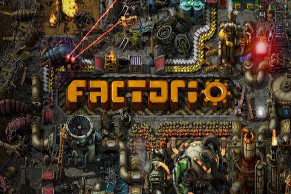 بازی Factorio