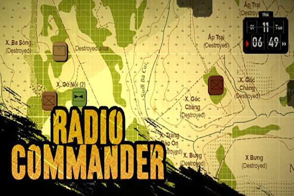 عنوان استراتژی Radio Commander
