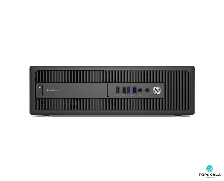 کامپیوتر مینی استوک اچ پی مدل HP 800 G2 SFF - پردازنده Core i7 6700 با گرافیک Nvidia NVS 510