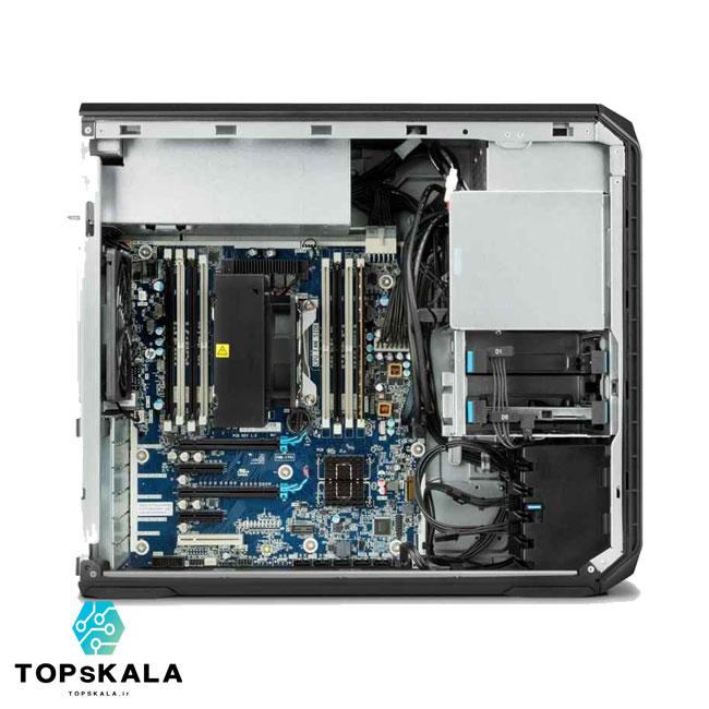 کامپیوتر آکبند اچ پی مدل HP Z4 G4 Tower با مشخصات پردازنده intel Core i9 and Intel Xeon و گرافیک NVIDIA Quadro P2200 دارای مهلت تست و گارانتی رایگان - محصول HP