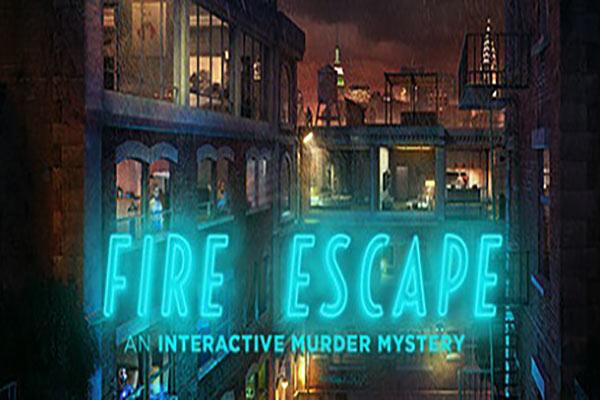 دانلود بازی کامپیوتر Fire Escape