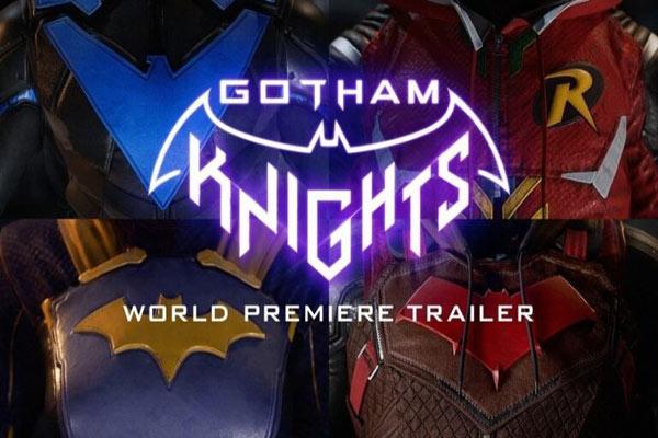 عنوان Gotham Knights