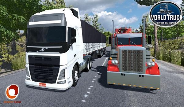 دانلود World Truck Driving Simulator – بازی شبیه ساز تریلی اندروید