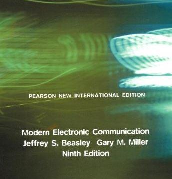 حل المسائل کتاب ارتباطات الکترونیکی مدرن جفری بیزلی JEFFREY S. BEASLEY