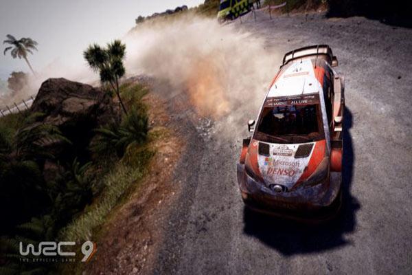 WRC 9 Fia World Championship