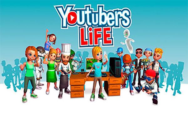 دانلود بازی کامپیوتر Youtubers Life