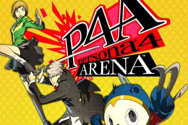 بازی Persona 4